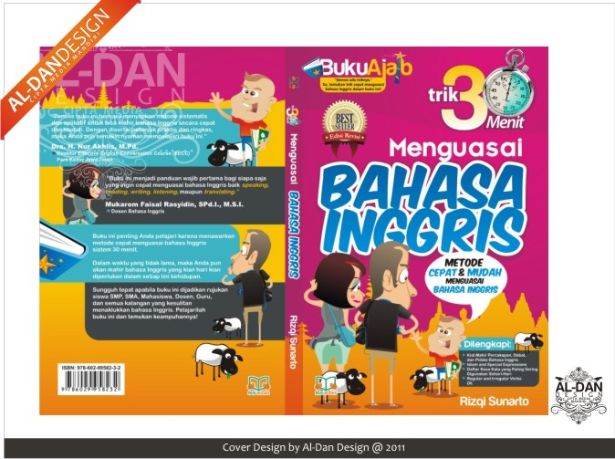100 Gambar Cover Bahasa Inggris HD Terbaru